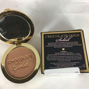 TOO FACED Chocolate Gold Soleil Bronzer, Medium